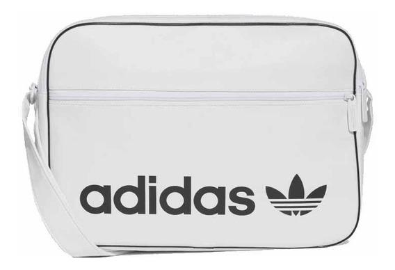 Morral Adidas Adicolor Blanco Bolso en Mercado Libre Argentina