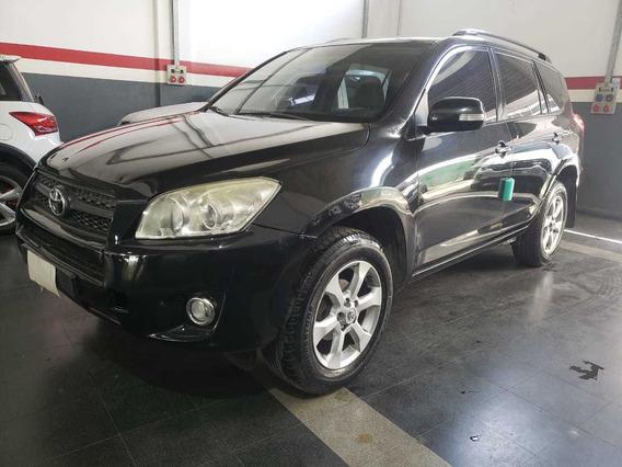 Toyota Rav4 4x2 Ant $ 170000 Y Cuotas Fijas