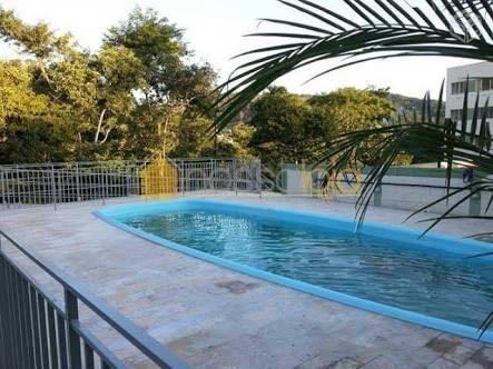 Cobertura Com 2 Dormitórios À Venda, 120 M² - Maria Paula - São Gonçalo/rj - Co0366