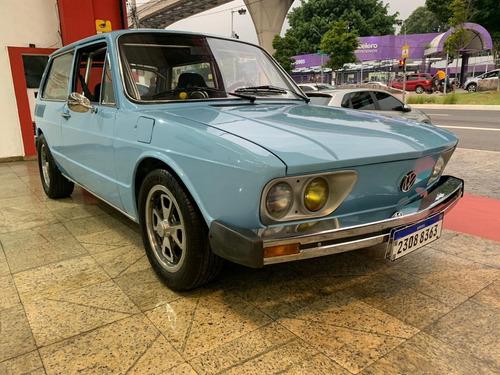 Volkswagen Brasilia 1.6 Turbo 1978
