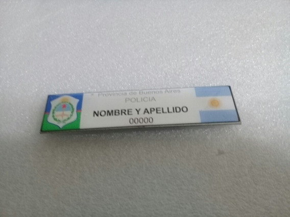 Gafete/marbete/identificador Para Todas Las Ff.aa Y Empresas
