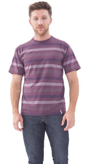 T-shirt Manga Corta Rayada Modelo Newcastle Jersey Howard
