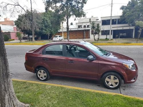 Imagen 1 de 13 de Chevrolet Aveo 2017