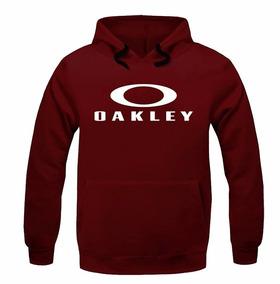 Moletom Oakley De Frio Blusa Canguru Casaco Moleton