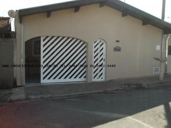 Casa Para Venda Em Limeira, Nossa Senhora Das Dores, 1 Dormitório, 1 Suíte, 2 Banheiros, 2 Vagas - 1539_1-555361