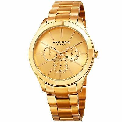 Reloj De Pulsera Akribos Xxiv Clásico Para Mujer Ak952yg