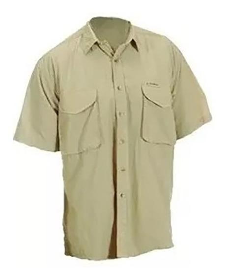 Camisa Hombre Explora Quillen Secado Rápido Uv 30