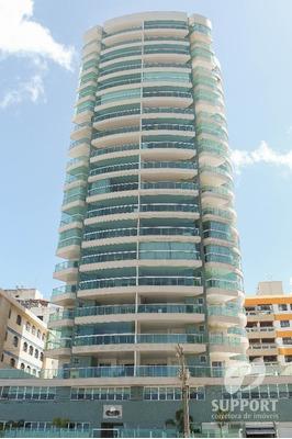 Apartamento 04 Quartos Na Praia Do Morro - V-1082