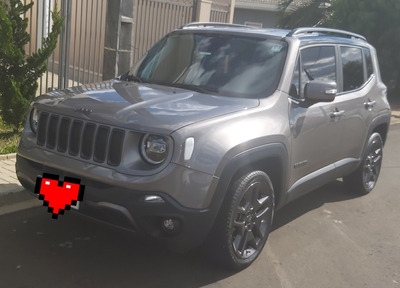 Jeep Renegade 2019 1.8 Limited Flex Aut. 5p