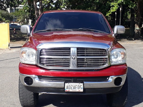 Dodge Ram Pick-up 2500 Slt Quad 4x4 Doble Cabina Automatico
