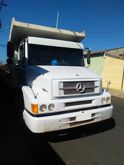 Caminhão Mb L1620 C/ Carroceria 10mts E:e 6.70 Ano 2009