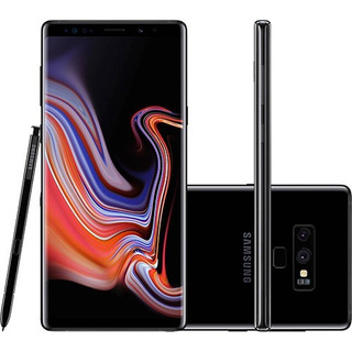 Samsung Galaxy Note 9 128gb Nano Chip Android Tela 6.4 Octa