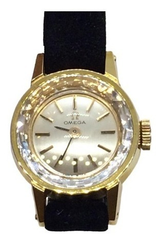 Relógio Omega Feminino Corda Manual Antigo