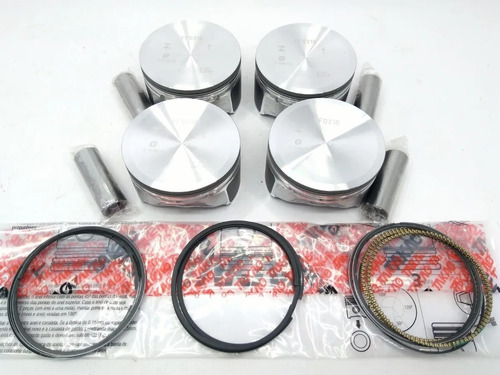 Imagem 1 de 1 de Pistão Com Anéis Ecosport 2.0 16v Gasolina