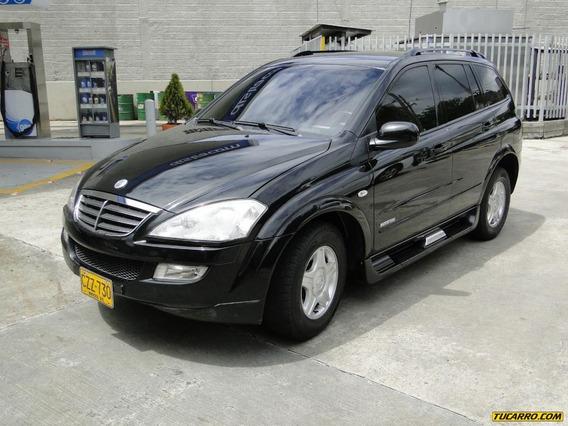 Ssangyong Kyron Kyron A/t Diesel 4x4 Full