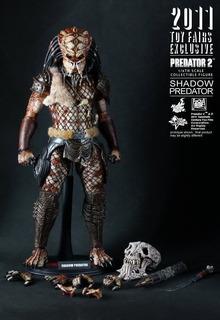 Hot Toys Shadow Predator 2 - Hot Toys 1/6