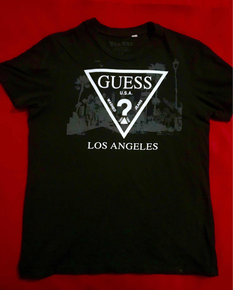 Playera Guess Original Talla S/no Calvin Lacoste Tommy Zara