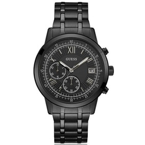 Relógio Guess Masculino Preto 92680gpgdpa2