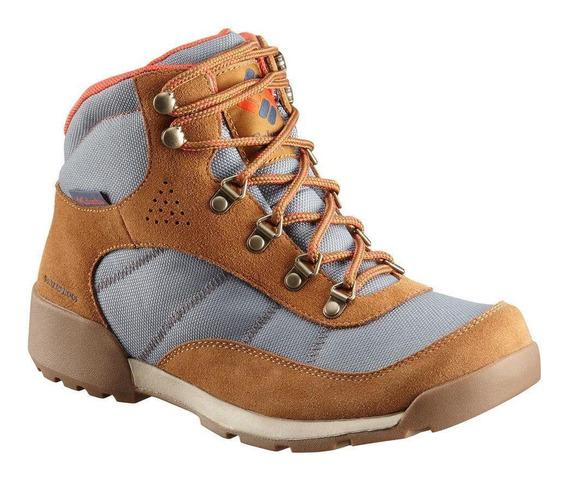Endicott Classic Mid Footwear Ti Grey Steel Columbia