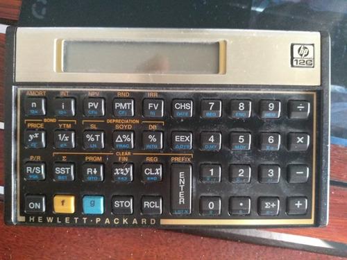 Calculadora Financiera  Hp 12c