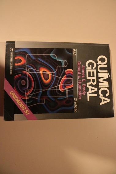 Livro Química Geral Vol.1 Segunda Edição