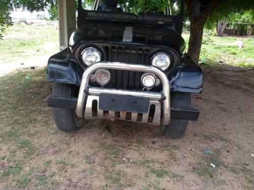 Jeep Ford 77 Motor Ohc 2.3 E Caixa De 4 Originais