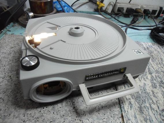 Projetor Kodak Ektographic - Para Reparo Ou Peças