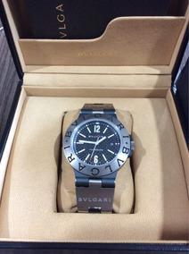 Reloj Bvlgari Titanium 44mm Impecable