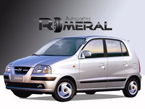 Hyundai Atos 2005 Autopartes Piezas Partes Refacciones Usado