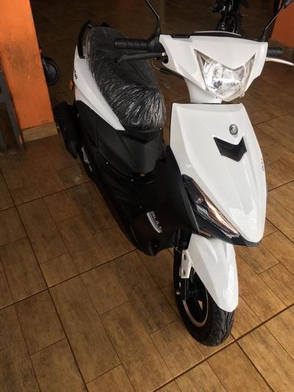 Moto Automática 50cc. A Mais Econômica Do Brasil