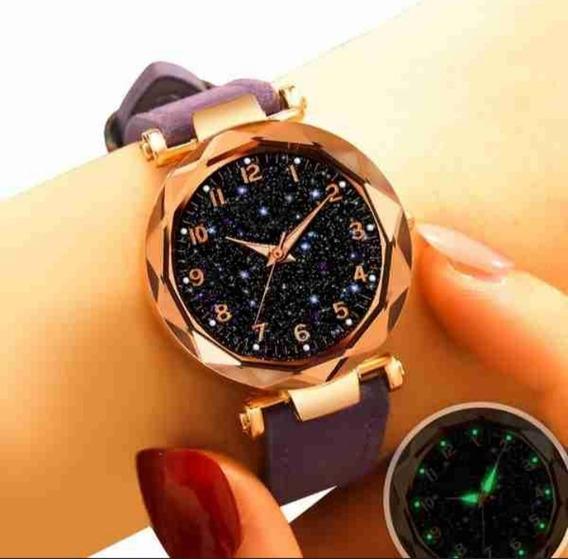 Relógio Luxo De Pulso Para Mulher