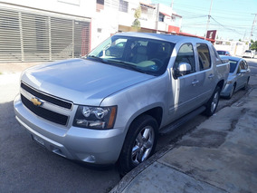 Chevrolet Avalanche 5.3 C Lt Aa Ee Cd Piel Qc 4x4 At 2012
