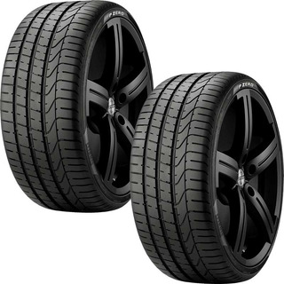 Paquete De 2 Llantas 225/45 R19 Pirelli Pzero Runflat (*) 92