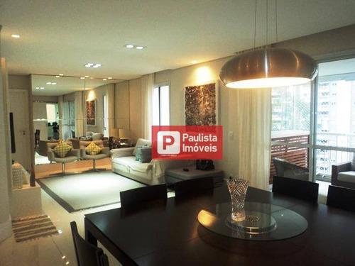 Apartamento À Venda, 142 M² Por R$ 985.000,00 - Morumbi - São Paulo/sp - Ap18347