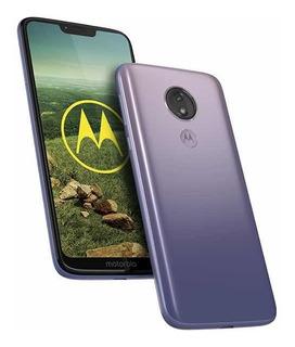 Moto G7 Power Celular Libre - Violeta - Envío Gratis