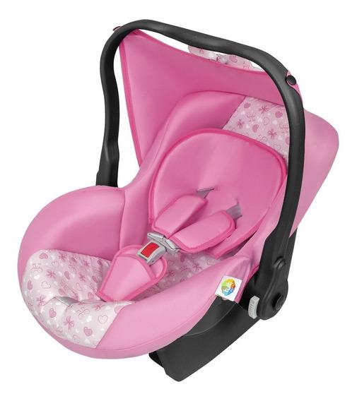 Bebê Conforto Cadeirinha Carro Nino Rosa - Tutti Baby