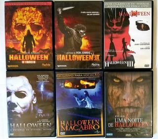 Coleção Filmes Terror Halloween - Original -