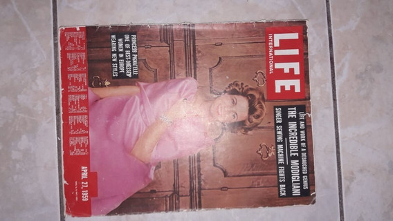 Revista Life En Espanol 27 De April De 1959