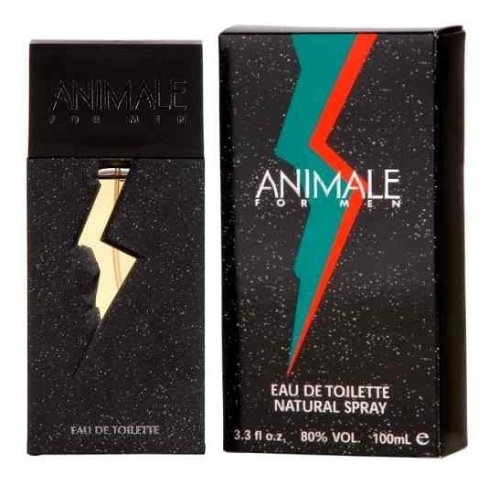 Perfume Animale For Men Eau De Toilette 100ml - Original