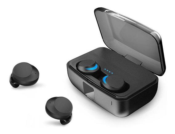 Bluetooth V5.0 Ipx8 Fone De Ouvido À Prova D