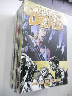 Hq The Walking Dead: Do 2 Ao 8 + 11, 12 (lacrados)