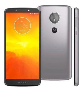 Smartphone Motorola Moto E5 16gb Mem 2gb Ram 4g + Pelicula