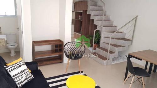 Imagem 1 de 30 de Village À Venda, 75 M² Por R$ 550.000,00 - Vila Sônia - São Paulo/sp - Vl0001