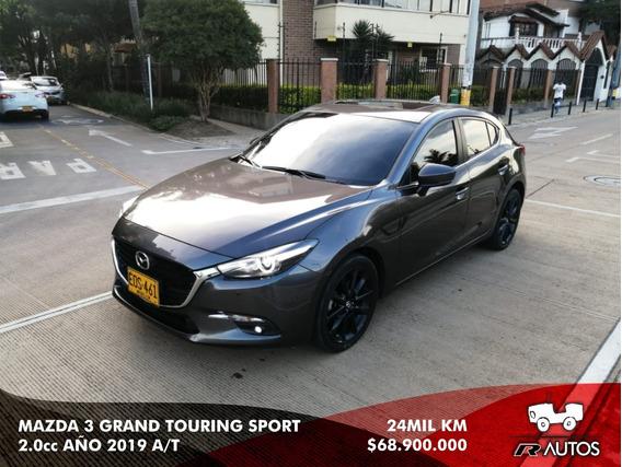 Mazda 3 Grand Touring Sport A/t 2019