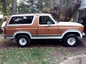Ford Bronco 1981 Original