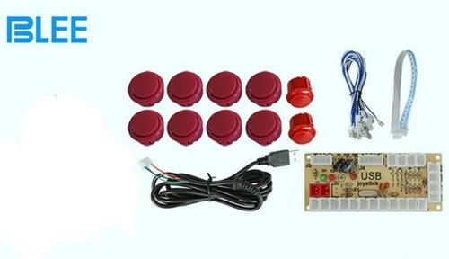 Kit Arcade Hitbox Botones Y Zero Delay (1 Player)