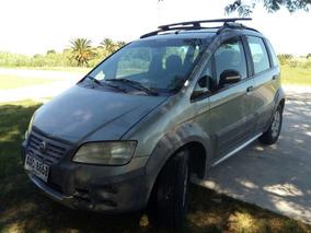 Fiat Idea 1.8 Hlx Adventure