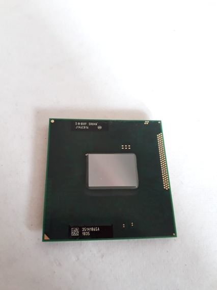 Processador Core I5-2430m Sr04w #z27