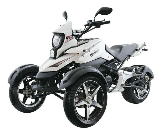 Motocicleta Dinamo Goliat 200 2019