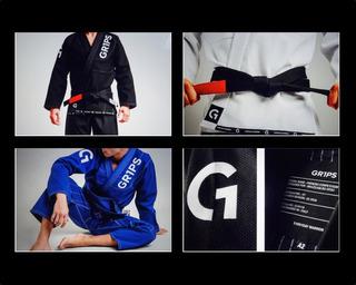 Kimono Gr1ps Grips Primero Competition Jiu-jitsu